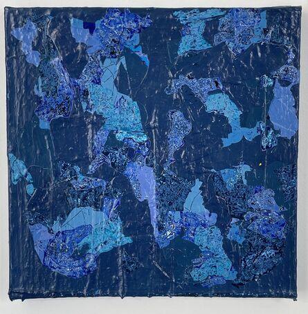 Christina Zurfluh, 'Ocean Blue ', 2020/21