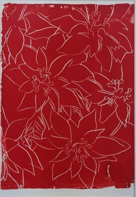 Andy Warhol, 'Poinsettias', ca. 1983