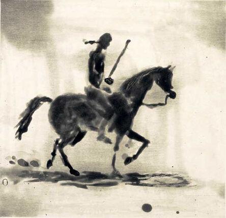 William T. Wiley, 'Equestrian', 2006
