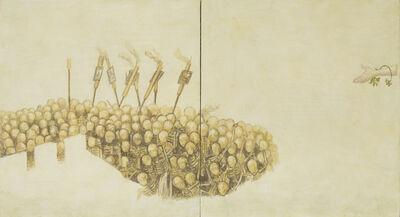 Melanie Smith, 'Fragmento VI a partir del trabajo de Pieter Brueghel el Viejo', 2016