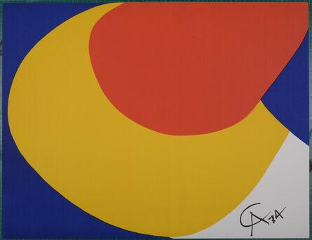 Alexander Calder, 'Convection', 1974