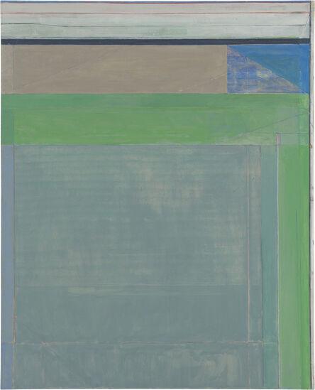 Richard Diebenkorn, 'Ocean Park #115', 1979