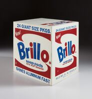 Andy Warhol, 'Brillo Soap Pads Box', 1964