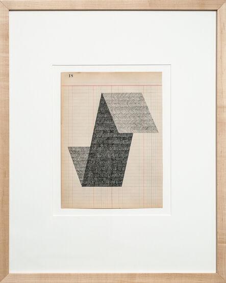 Albert Chamillard, 'Lower Cases', 2018