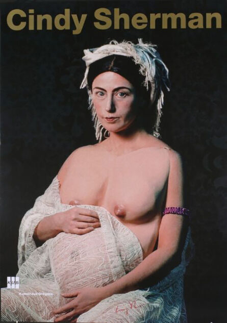 Cindy Sherman, 'Poster for Kunsthaus Bregenz', 2007