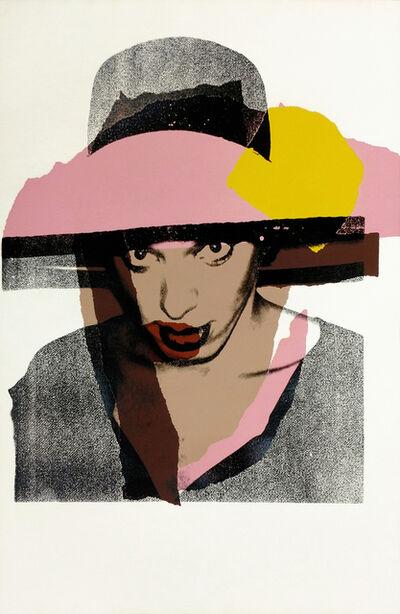 Andy Warhol, 'LADIES & GENTLEMEN FS II.130', 1975