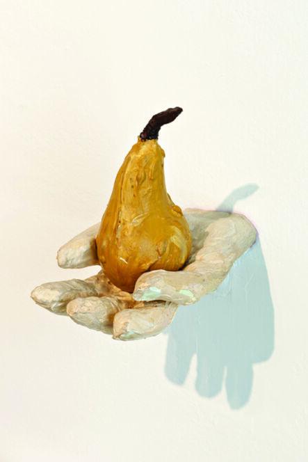 Eduardo Costa, 'Hand with pear', 1994-1996