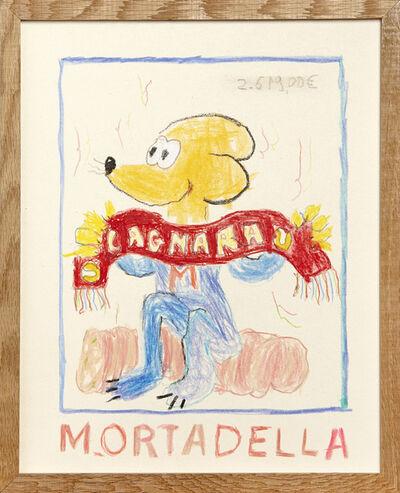 Marroni & Ouanely, 'M_ORTADELLA Nº 9', 2019