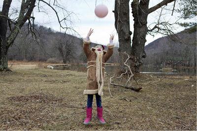 Rachel Papo, 'True with Ball', 2011