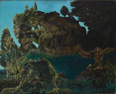 Max Ernst, 'Swampangel', 1940