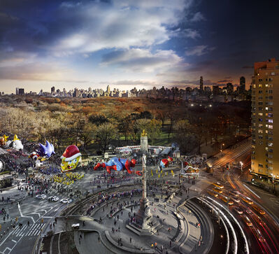 Stephen Wilkes, 'Macy's Thanksgiving Day Parade, New York', 2013