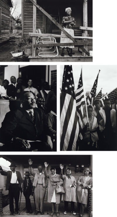 Dan Budnik, 'Selected Images of the Selma to Montgomery Marches', 1965