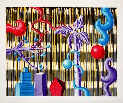 Kenny Scharf, 'Acid Rain', 1988