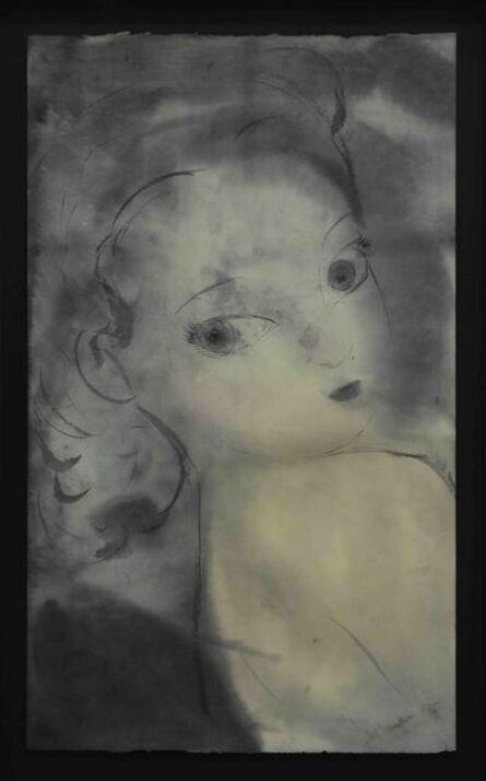 Amano Yoshitaka, 'Lady Noir 3', 2019