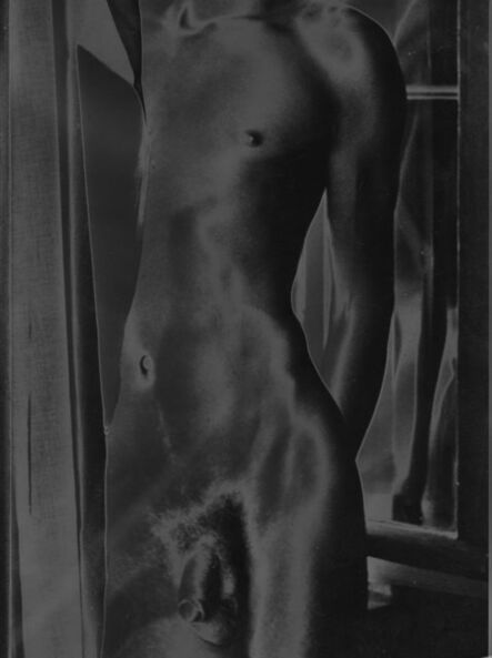 Herbert List, 'Rudi #3, Munich, Germany', 1948