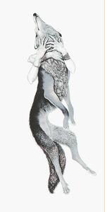 Cielle Graham, 'Self Portrait Au Coyote III', 2018