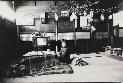 Kazuo Kitai, 'Kotatsu, Ookura, Yamagata (To the Villages series)', 1976
