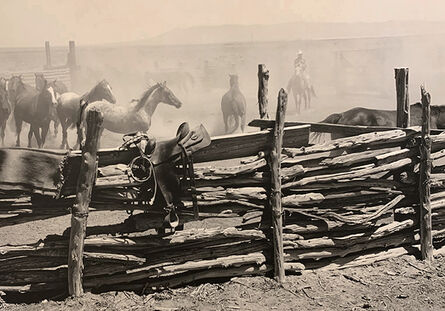 Kurt Markus, 'Marvez Brothers Ranching, Battle Mountain, Nevada', 1981