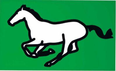 Julian Opie, 'Galloping Horses', 2013