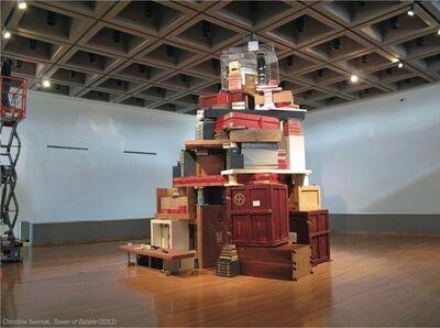 Christine Swintak, 'Tower of Babble', 2012