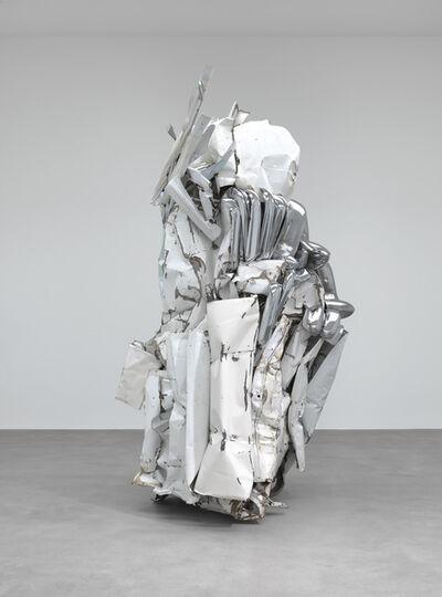 John Chamberlain, 'WETSTARESCORT', 2011