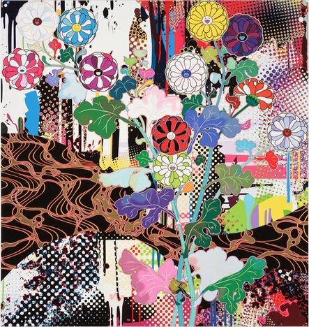 Takashi Murakami, 'Kyoto: Korin', 2020