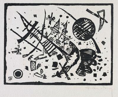 Wassily Kandinsky, 'Holzschnitt für die Ganymed-Mappe (from Der Dritten Ganymed-Mappe)', 1924