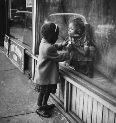 Art Shay, 'Sisters, Chicago, 1949'