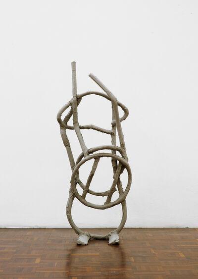 Raphael danke, 'Parshva Padma Shirshasana', 2012