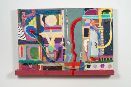 Chris Johanson, 'How'd I Even Get Here no. 1', 2015