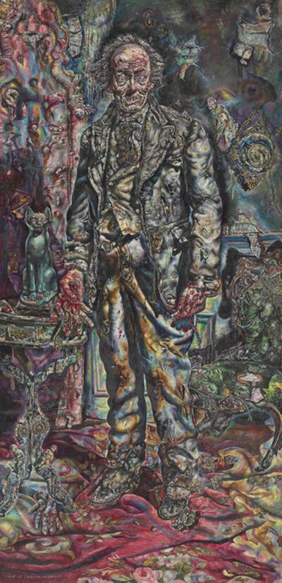 Ivan Le Lorraine Albright, 'Picture of Dorian Gray', 1943-1944
