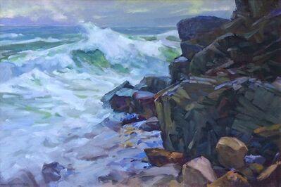 Don Stone, 'Crashing Waves', 2014