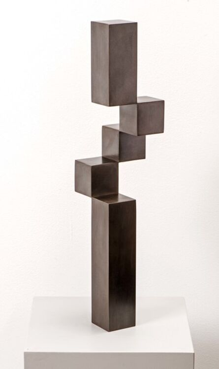 Stephan Siebers, 'Balanced Cubes', 2011