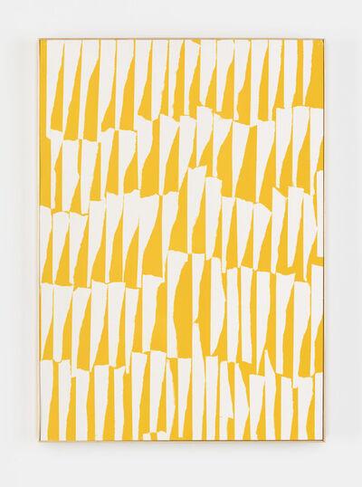 Clemens Behr, 'Yellow 2', 2020