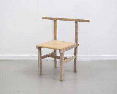 Fredrik Paulsen, 'Stoned Chair 3', 2015