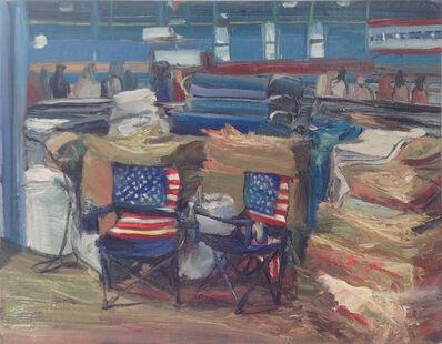 Natalya Laskis, 'Patriot Chairs', 2009