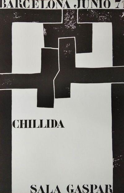 Eduardo Chillida, 'Sala Gaspar - Barcelona, junio 71', 1971