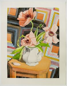 Sondra Freckelton, 'Poppies', 1979-1980