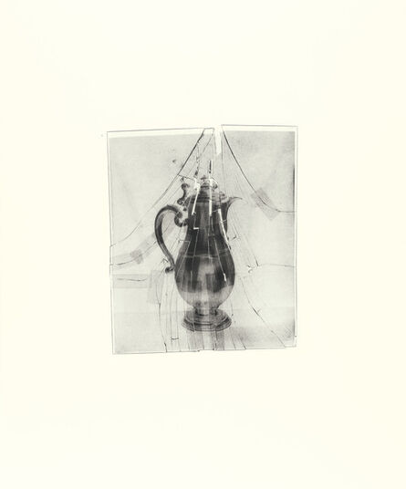 Cornelia Parker, 'Coffee Pot hit by Monkey Wrench (repaired)', 2020