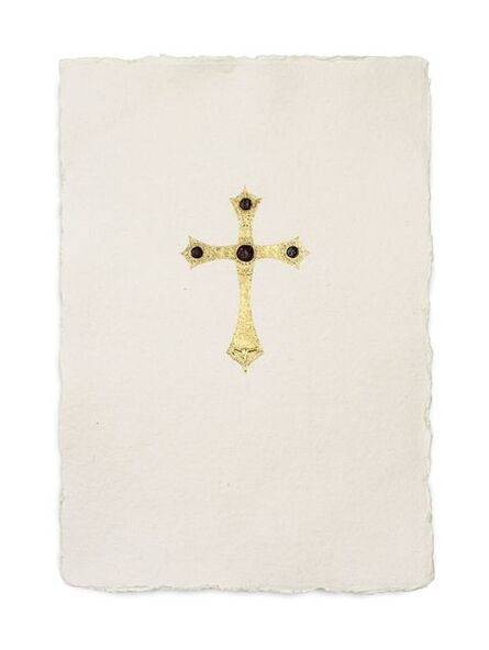 Ione Rucquoi, 'Lady Cross', 2017