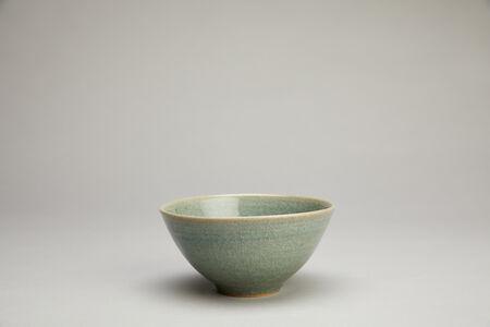 Yoshinori Hagiwara, 'Small dinnerware bowl, celadon glaze', 2020