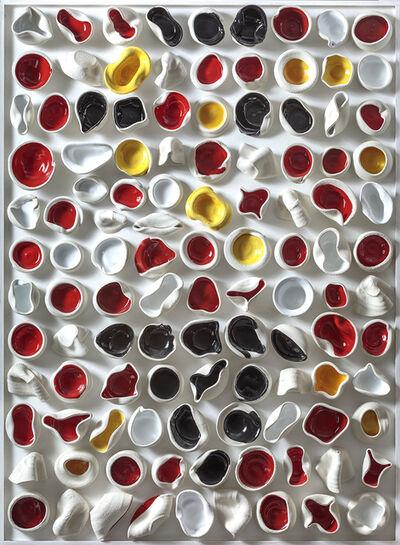 Jean-Pierre VIOT, 'Mural bols', 2017