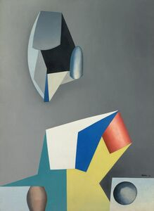 Jean Hélion, 'Figure d'espace (Figure in Space)', 1937