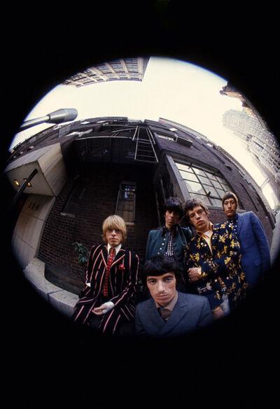 Jerry Schatzberg, 'The Rolling Stones, 1966 - High Tides Green Grass', 1966