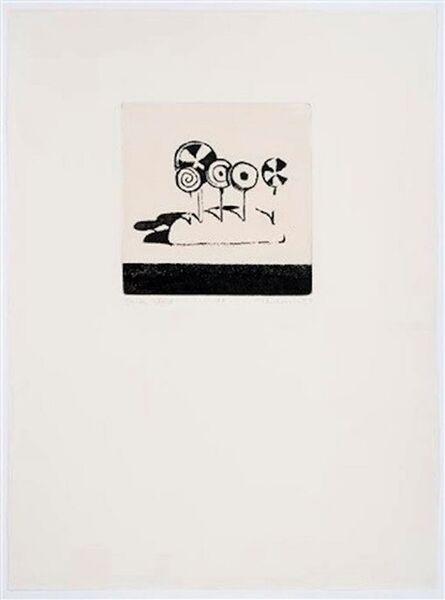 Wayne Thiebaud, 'Suckers', 1964