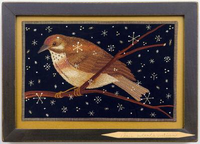 Chris Roberts-Antieau, 'Bird on a Branch(one)'