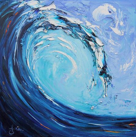 JD Miller, 'Big Sur Wave', ca. 2013