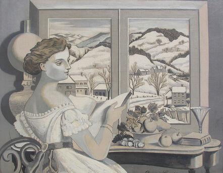Francis Criss, 'Winter Morning', ca. 1938