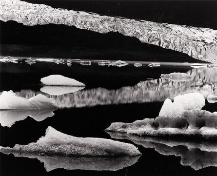 Brett Weston, 'Mendenhall Glacier, Alaska', 1973