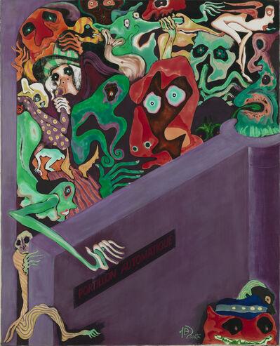 JUNZO WATANABE, 'Angoisse', 1976